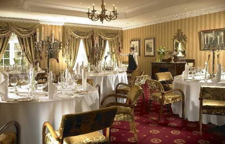 Hayfield Manor - Restaurant - 21