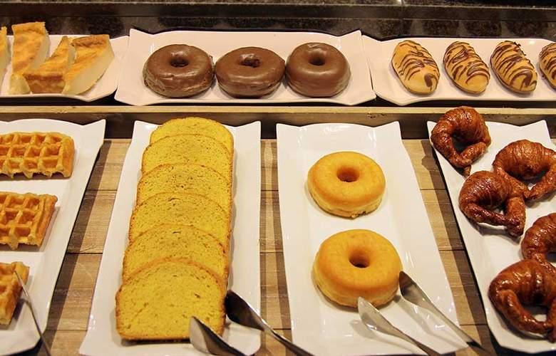 Hotel Conde Duque - Meals - 2