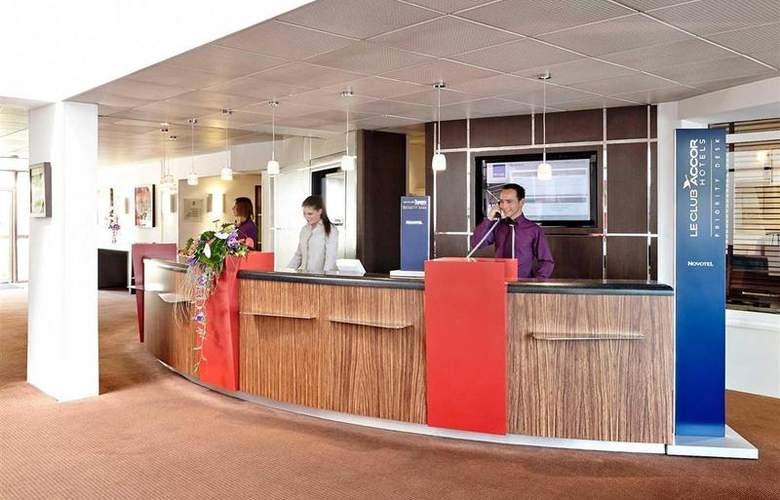 Novotel Montpellier - Hotel - 32