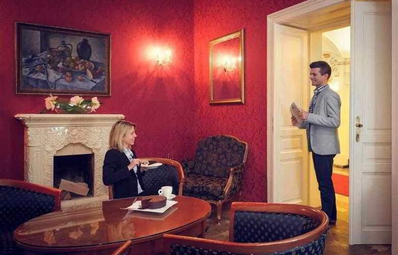 Mercure Josefshof Wien - Hotel - 12