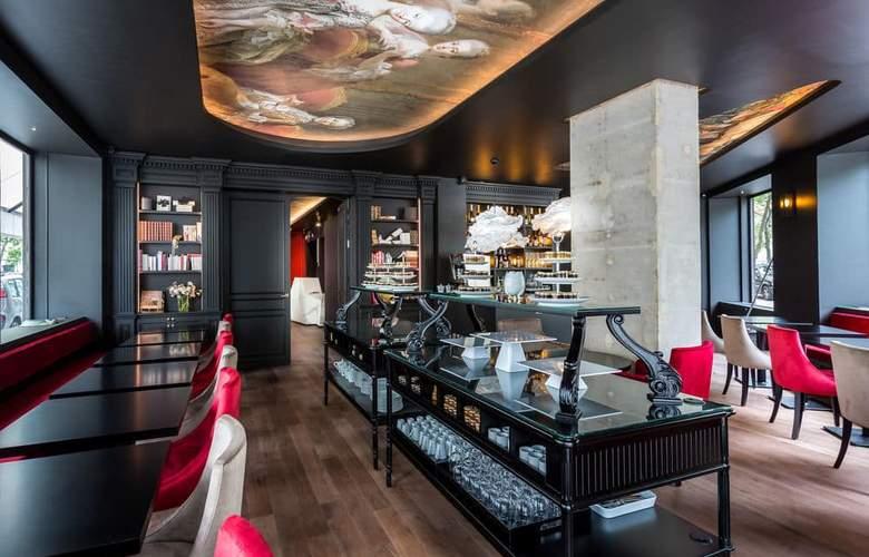 Hotel La Comtesse - Bar - 21