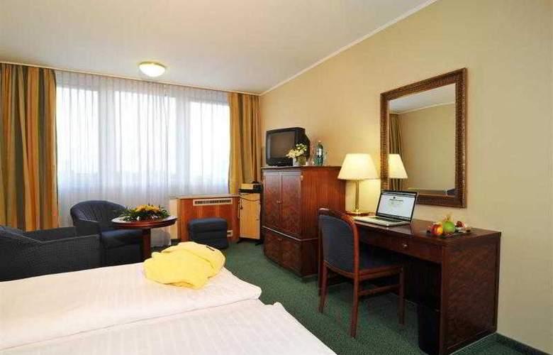 Best Western Leoso Hotel Leverkusen - Hotel - 21