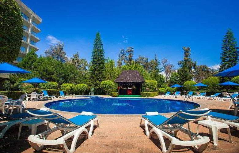 Best Western Plus Gran Morelia - Hotel - 14