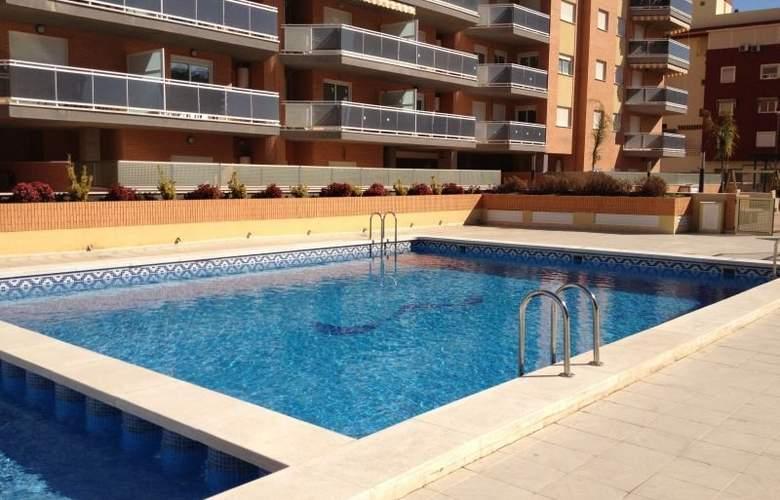 RealRent Pobla Marina - Pool - 14
