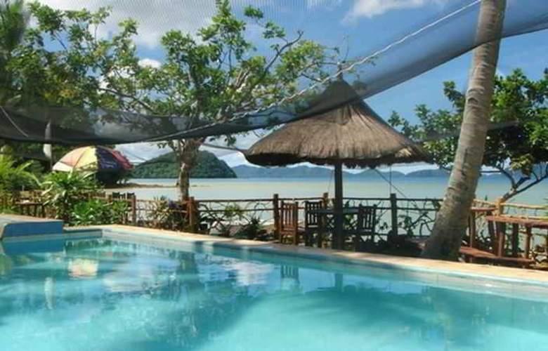 El Nido Four Seasons Beach Resort - Pool - 2