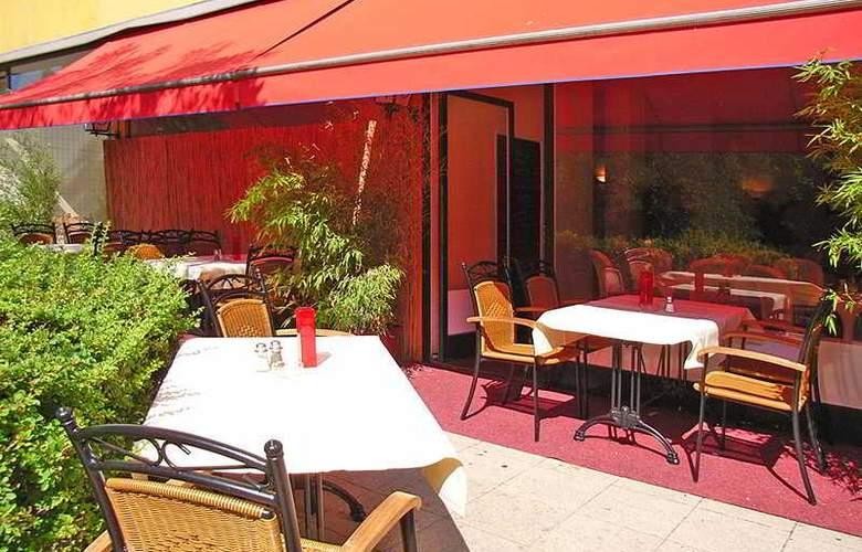 Alecsa Hotel Am Olympiastadion - Terrace - 6