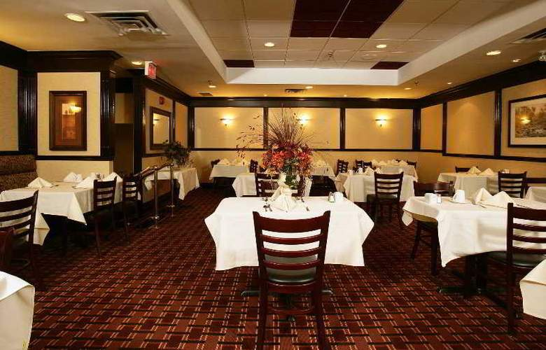 Best Western Plus Toronto Airport - Restaurant - 6