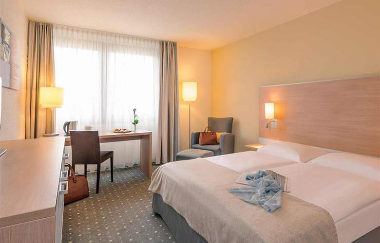 Mercure Frankfurt Airport - Room - 15