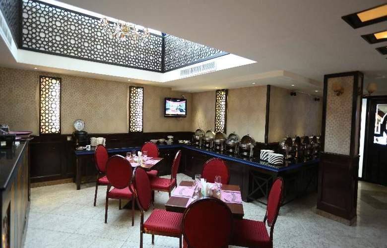 Panorama Bur Dubai - Restaurant - 25