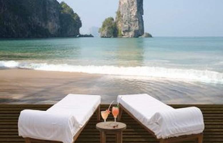 Centara Grand Beach Resort and Villas Krabi - Terrace - 11