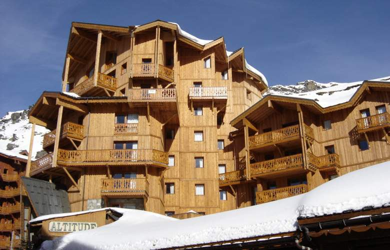 Chalet Altitude - Hotel - 5