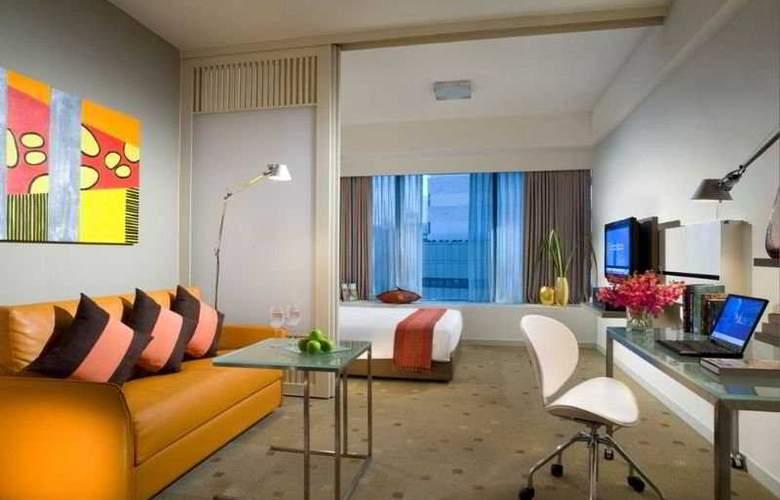 Citadines Singapore Mount Sophia - Room - 8