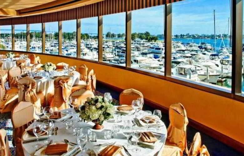 San Diego Marriott Marquis & Marina - Restaurant - 5