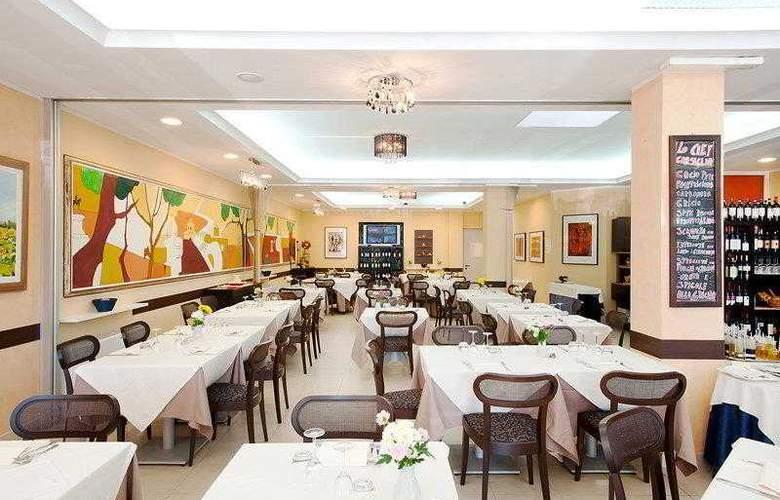 Best Western Blu Hotel Roma - Restaurant - 96