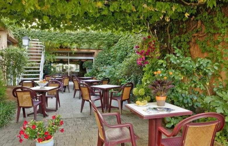 Inter-Hotel de Bordeaux a Bergerac - Terrace - 3