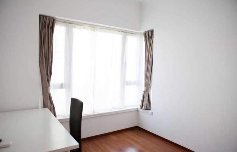 Yopark Serviced Apartment-Hui Ning Garden - Room - 5