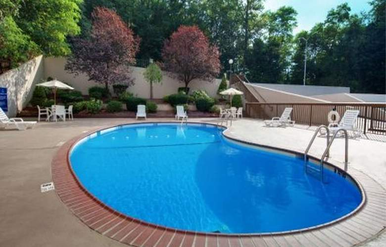 Hampton inn white plains/tarrytown - Pool - 3