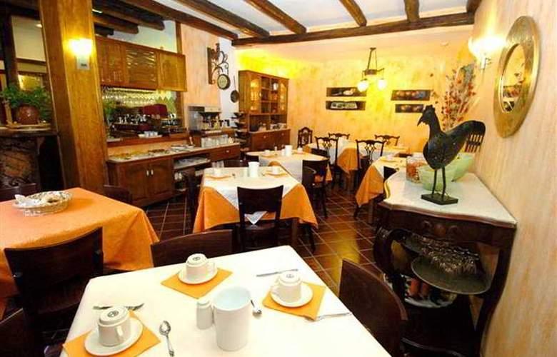 Hotel Rural Fonda de la Tea - Restaurant - 2