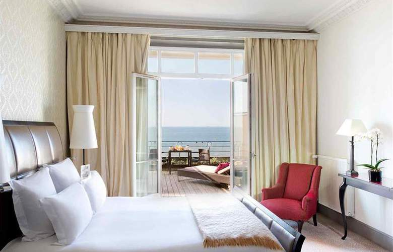 Le Grand Hôtel Cabourg - Room - 58