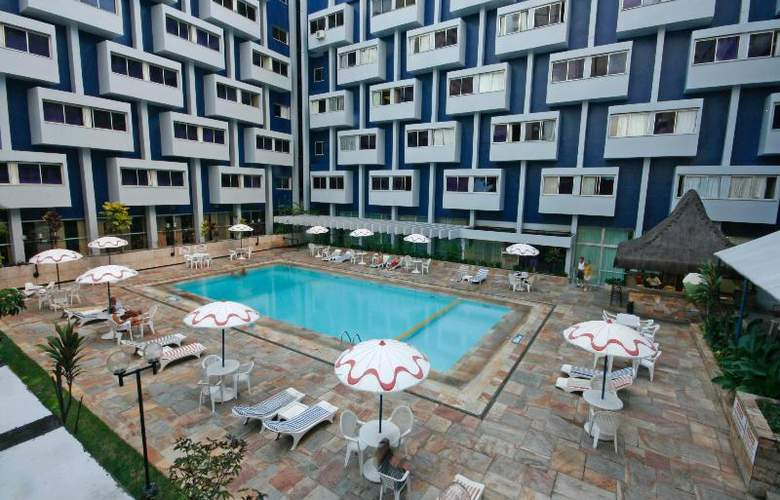 Recife Monte Hotel - Pool - 5