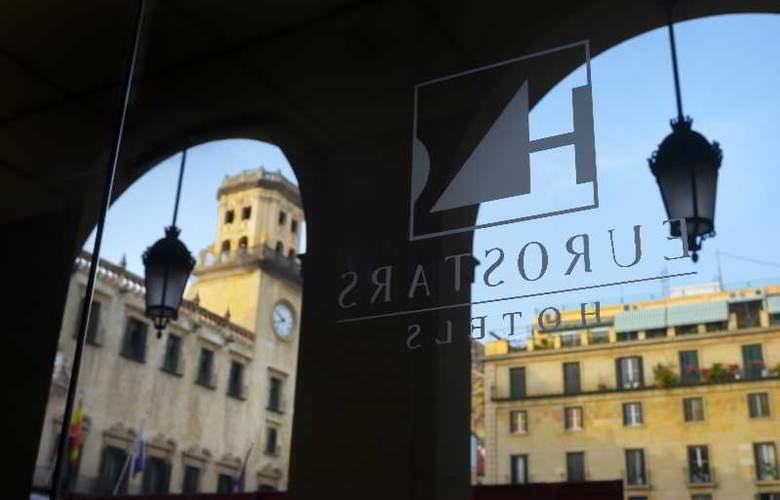 Eurostars Mediterranea Plaza - Hotel - 8