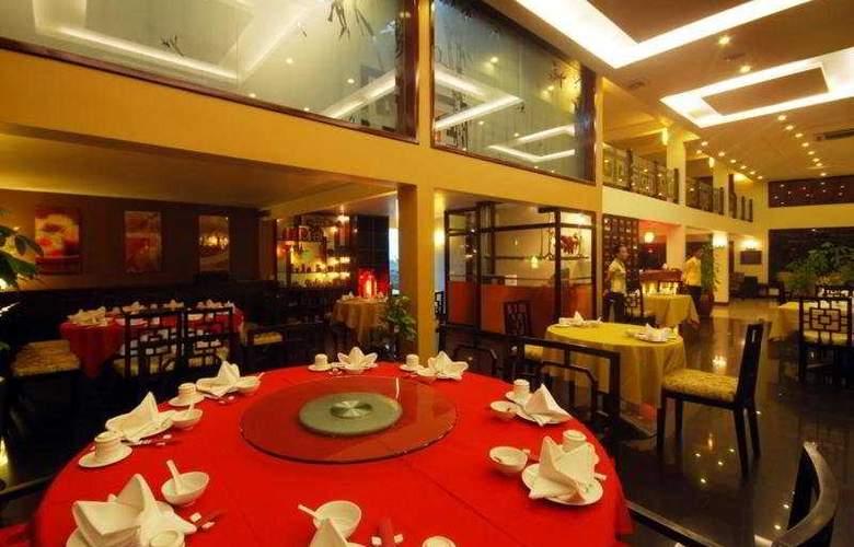 Almond Hotel - Phnom Penh - Restaurant - 5