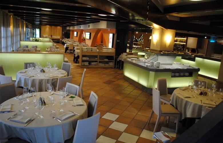 Bungalows Papalús - Restaurant - 4