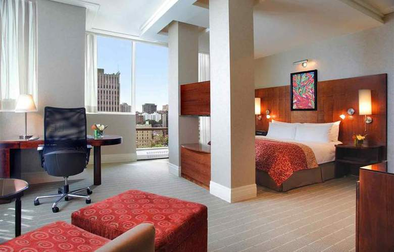 Sofitel Montreal Golden Mile - Room - 30