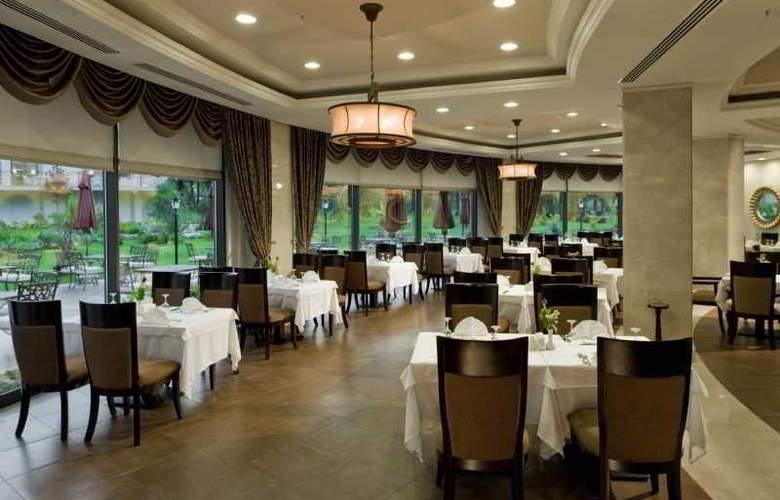 Gural Sapanca Wellnes Park Otel - Restaurant - 18