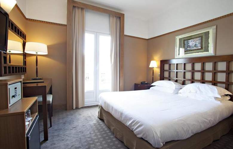 Best Western Mercedes Arc de Triomphe - Room - 11