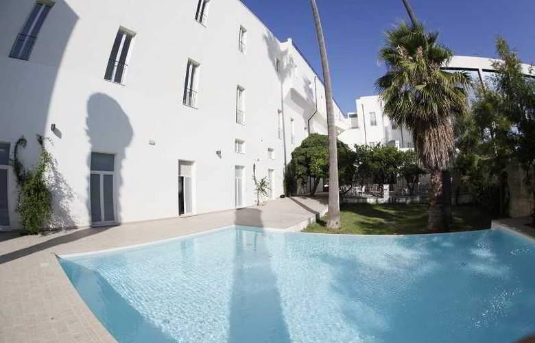 Grand Hotel di Lecce - Terrace - 8