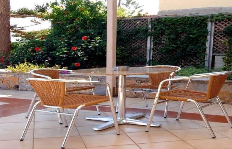 Creta Solaris Hotel Apartments - Terrace - 10