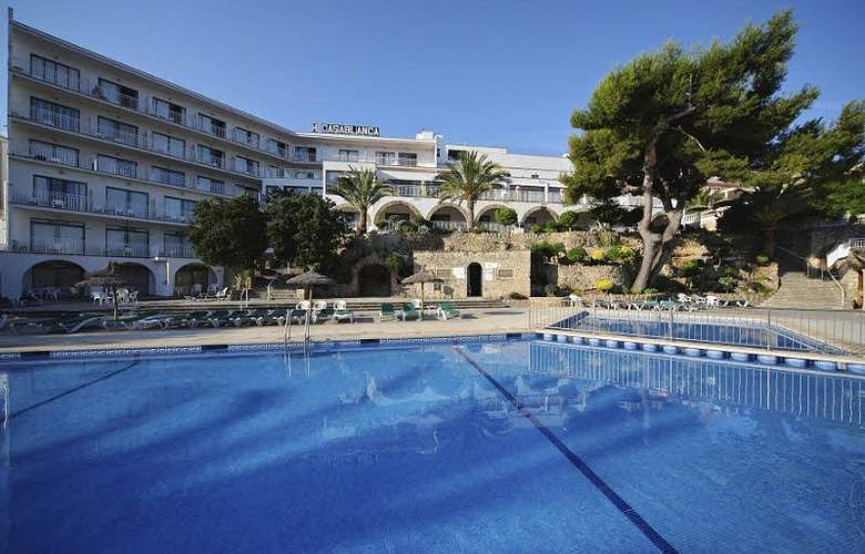 Casablanca Htl - Pool - 21