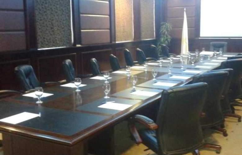 Zamzam Towers Hotel Amman - Conference - 3