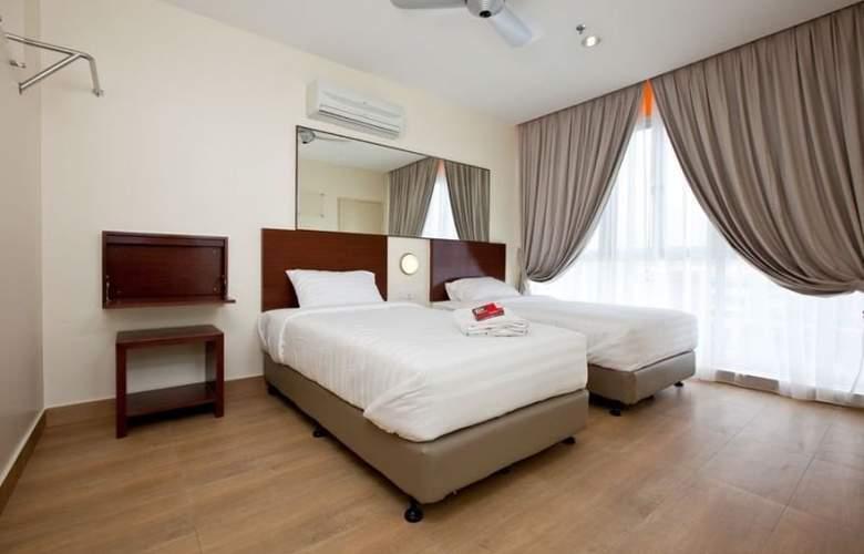 Tune Hotel - Kota Damansara - Room - 7