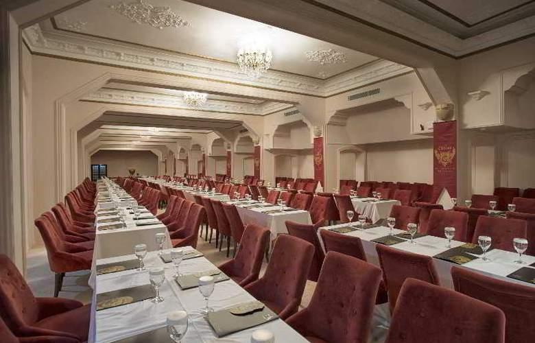 Chateau Lambousa Hotel - Restaurant - 23