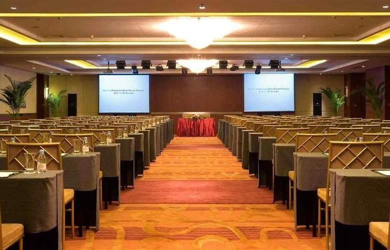 Sofitel Zhongshan Golf Resort - Conference - 45