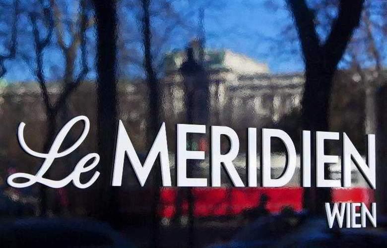 Le Méridien Vienna - Bar - 53