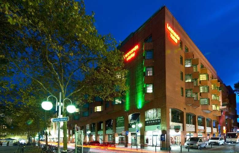 Leonardo Mannheim City Center - Hotel - 0