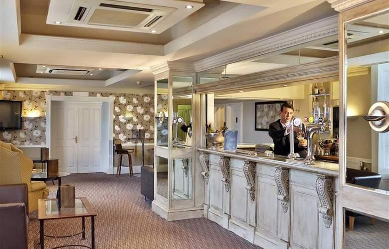 Best Western Grosvenor - Restaurant - 8