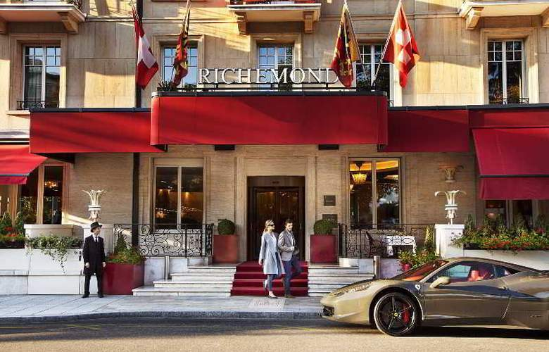 Le Richemond - Hotel - 9
