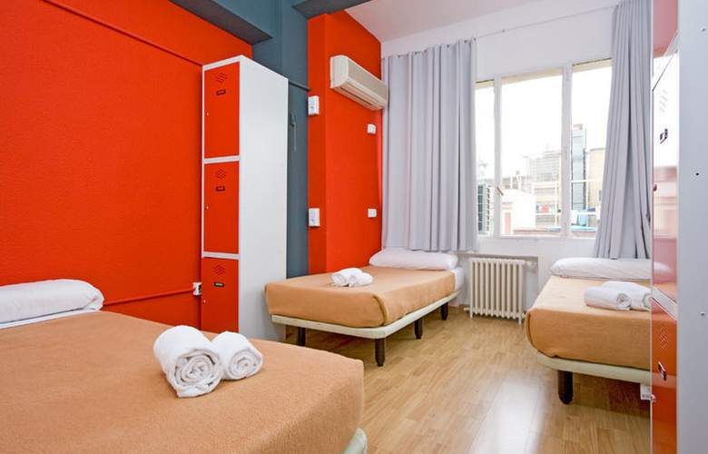 Motion Hostel Madrid - Room - 8