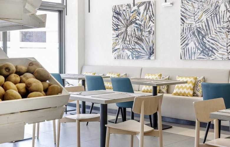 Aparthotel Ilunion Sancti Petri - Restaurant - 6