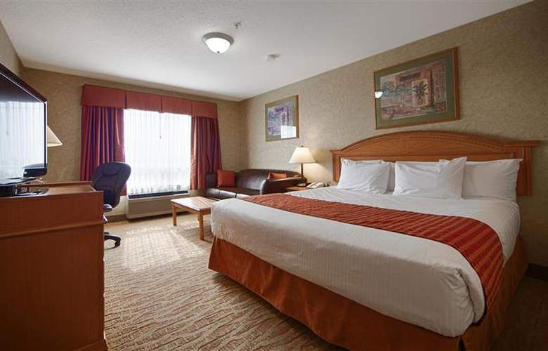 Best Western Plus Grand Prairie - Room - 34