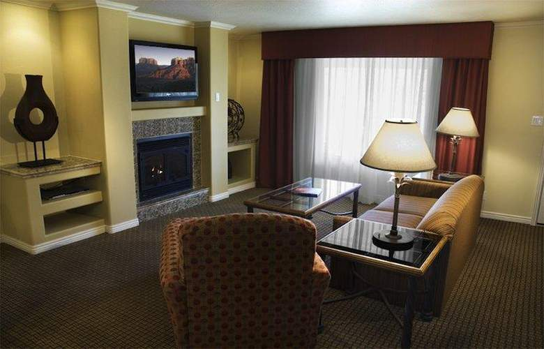 Best Western Arroyo Roble Hotel & Creekside Villas - Room - 84