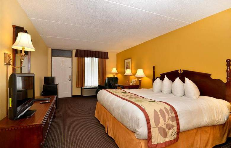 Best Western Corbin Inn - Room - 110