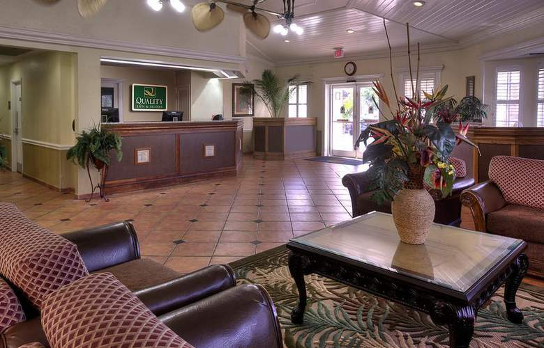 Quality Inn & Suites Airport/Cruise Port South - General - 1