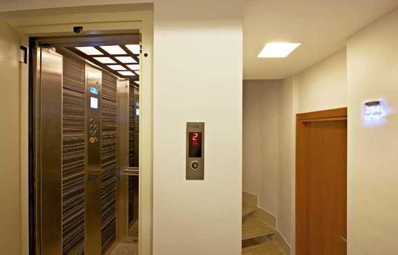 Taksim Plussuite Hotel - Room - 8