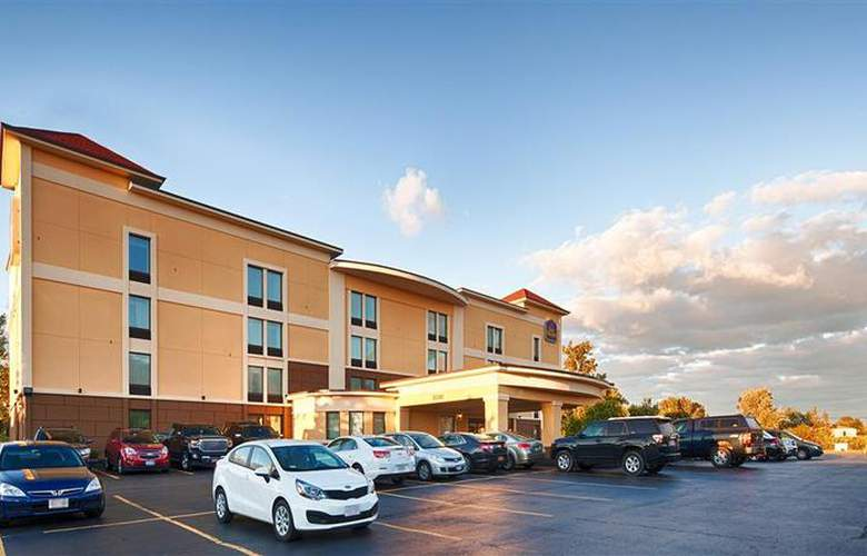 Best Western The Inn At Buffalo Airport - Hotel - 29