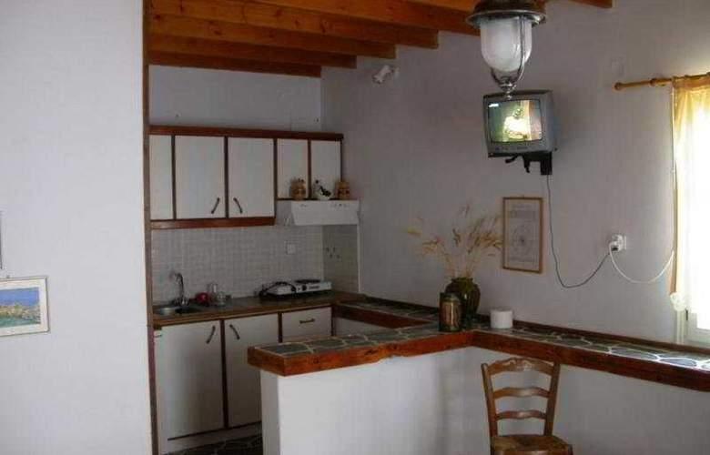 Sapfo Apartments - Room - 6